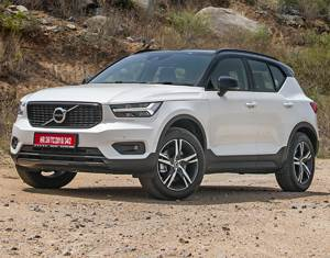2018 Volvo XC40 India image gallery