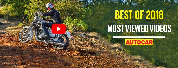 Best of 2018: Our most viewed bike and scooter video reviews