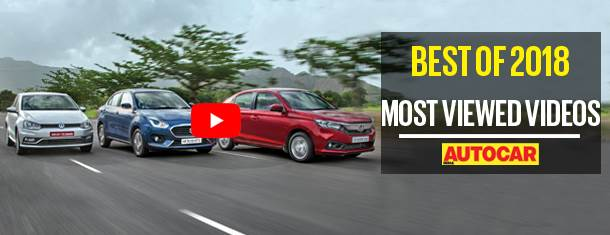 Best of 2018: Our most viewed car comparison videos