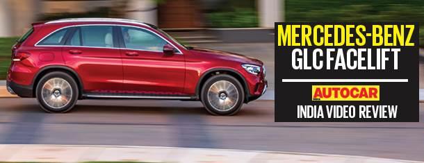 2020 Mercedes-Benz GLC video review