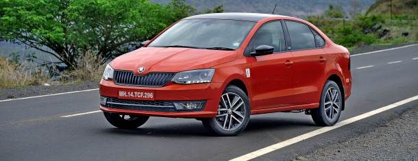 2020 Skoda Rapid 1.0 TSI video review