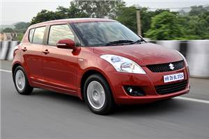 2011 New Maruti Swift review, test drive