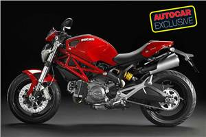 Affordable Ducati Monster for India