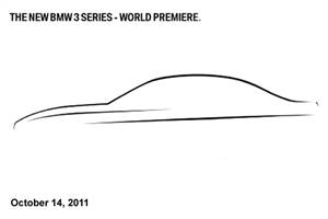 BMW to reveal new 3-series soon