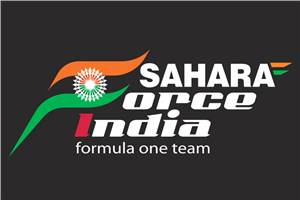 Force India F1, Sahara join hands