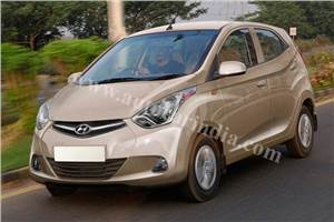 Hyundai Eon launched at Rs 2.69 lakh
