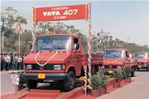 Tata 407 celebrates quarter century