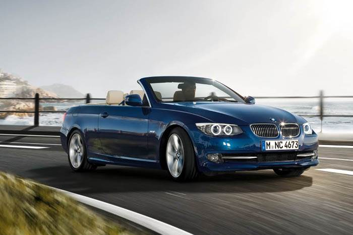 Bmw To Launch 330d Cabrio Autocar India