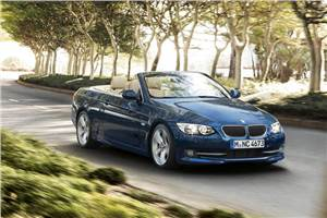 BMW to launch 330d cabrio