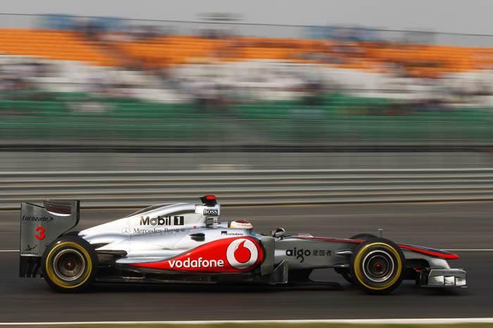 Hamilton fastest in Indian GP free practice