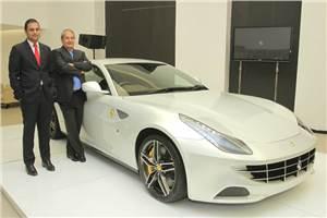 Ferrari FF launched in India