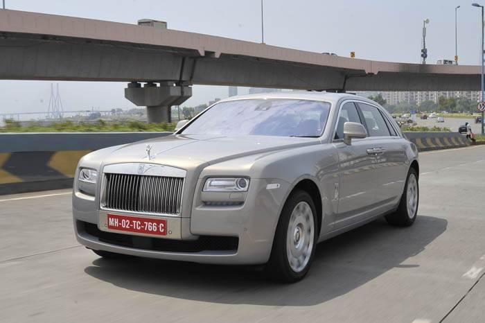Rolls Royce Ghost EWB review