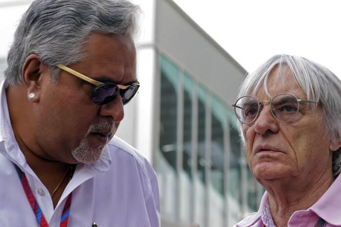 Bernie hails inaugural Indian GP a success