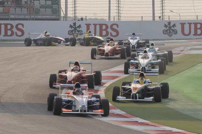 Auer wins in India