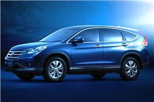 New Honda CR-V revealed