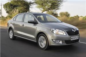 Skoda Rapid review, test drive