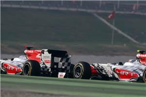 HRT extends tech deal with Williams
