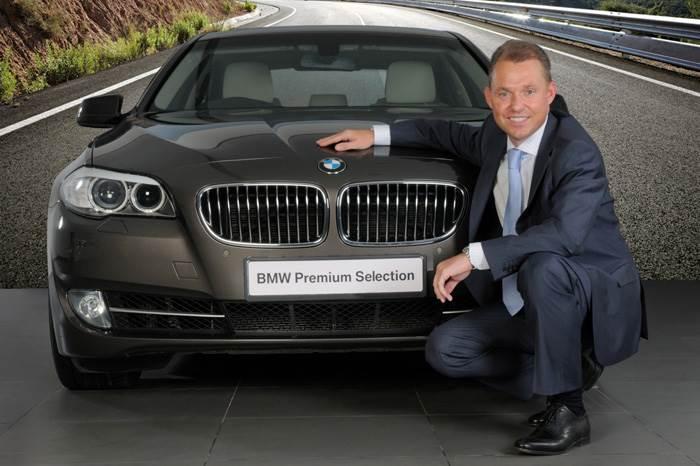 BMW forays into used-car market