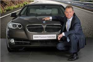 BMW forays into used-car market
