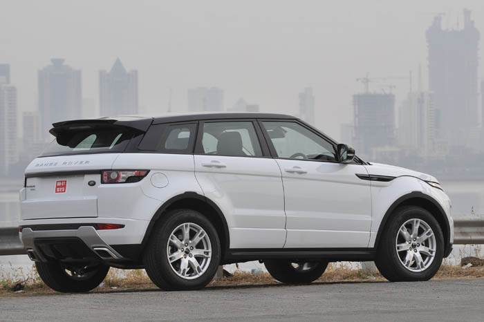 Range Rover Evoque Review Test Drive Autocar India