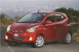 Hyundai Eon review, test drive
