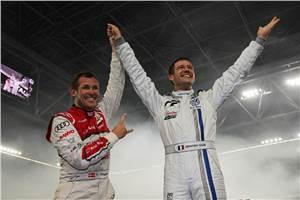 Ogier wins 2011 Race of Champions
