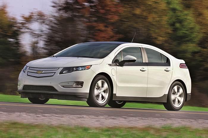 Chevrolet Volt review, test drive