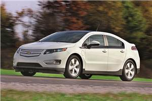 Chevrolet Volt review, test drive