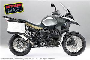 New BMW R 1200 GS coming