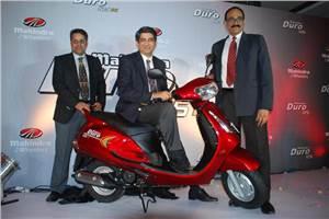 Mahindra launches Duro DZ
