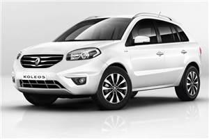 Renault hikes Koleos prices