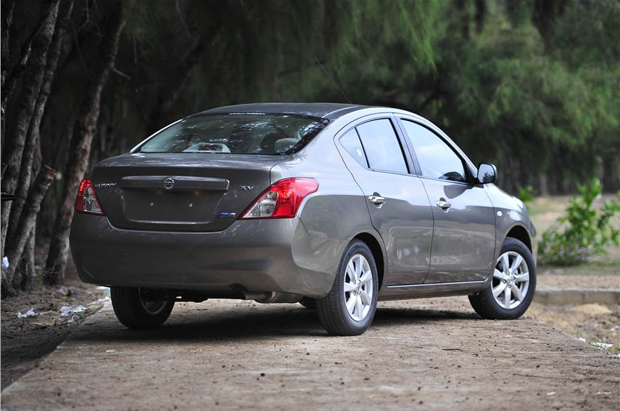 Nissan Sunny diesel review, test drive - Autocar India