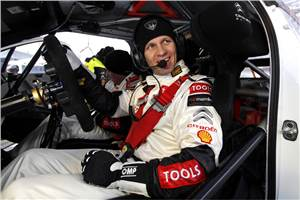 Solberg joins Ford for 2012 WRC