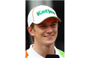Sahara Force India announces 2012 driver line-up