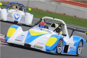 Villeneuve, Fisichella to star in i1 series