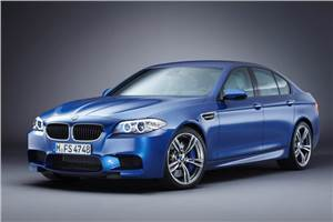 Auto Expo launch for new BMW M5