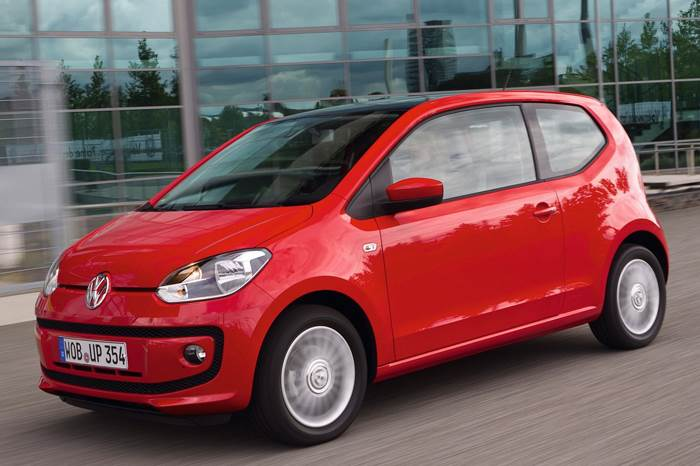 Volkswagen Up review, test drive