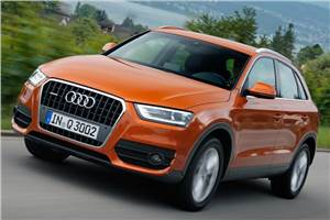 Audi Q3 to be revealed at the Expo