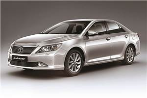 Expo launch for new Toyota Camry