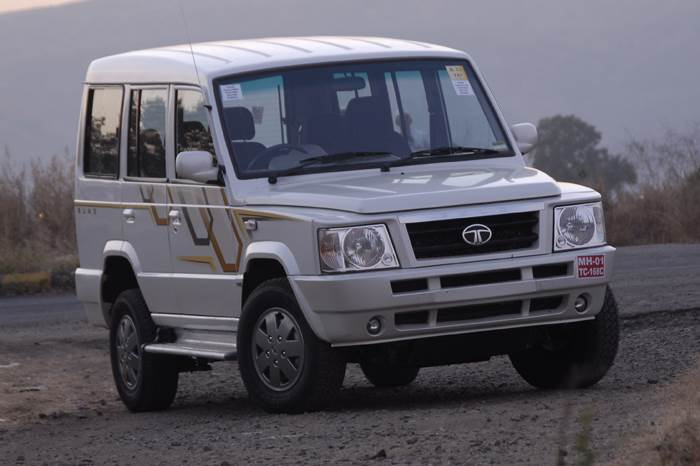 Tata Sumo Gold review, test drive