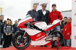 Mahindra 2 Wheelers' Auto Expo plans
