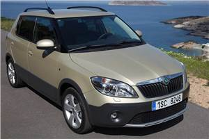 Skoda to reveal Fabia Scout, RS 2000