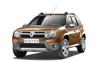 Expo debut for Renault Duster