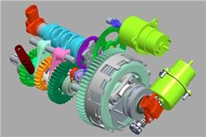 TVS develops automatic transmission