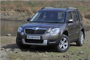 Skoda Yeti 4X2 review, test drive
