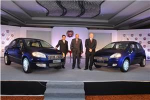 Fiat upgrades Linea, Grande Punto