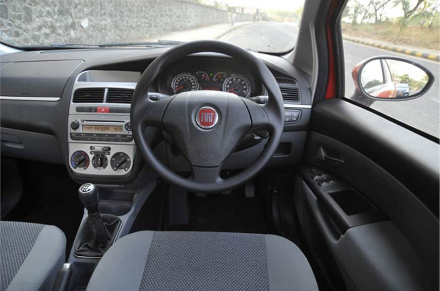 Fiat Grande Punto Interior