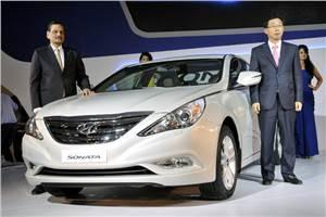 Hyundai's fluidic new Sonata revealed