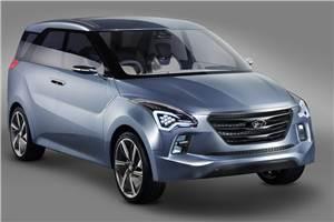 Hyundai's new Hexa Space concept
