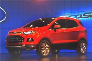 Ford EcoSport revealed